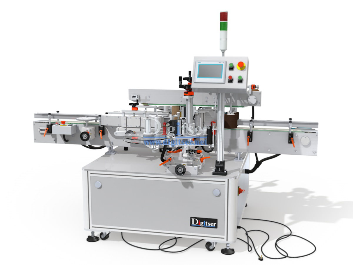 Fully Automatic Double Side Labeller