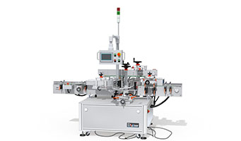 Fully Automatic Double Side, Roll Bottle Sticker Labeling Machine